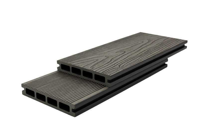 Model: STD-140H23 - Deep Embossed Decking - 140x23MM