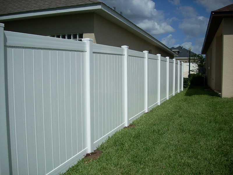 QZP-04(1830x2440MM)-PVC Privacy Fence