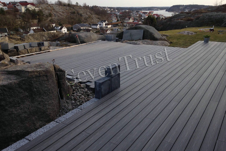 wpc decking in norway