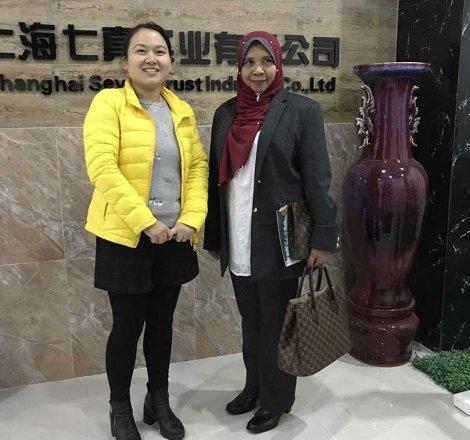Antes de 2018 cliente de Malasia