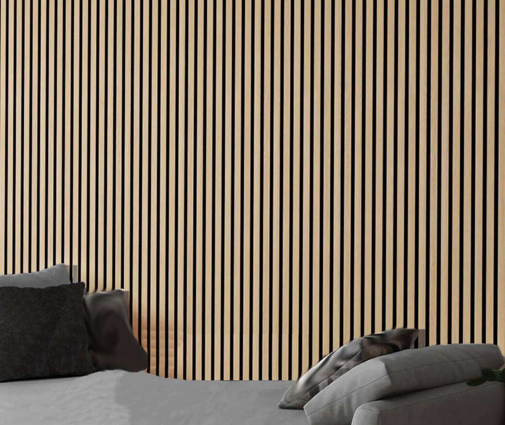 Panel de pared interior